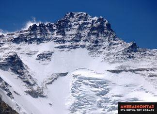 Lhotse, 8516μ.