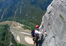 nestos climbing greece