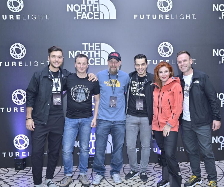 Futurelight Event_The North Face