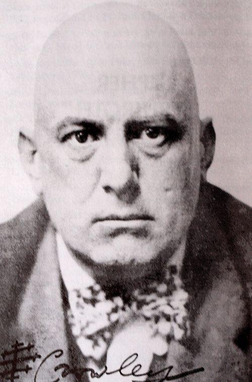 alister Crowley
