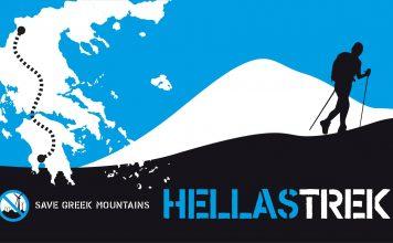 Hellas Trek – Save the Greek Mountains