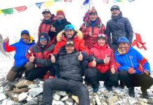 k2 base camp sherpas