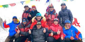 k2 base camp sherpas