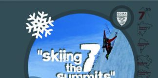 Skiing the 7 Summits